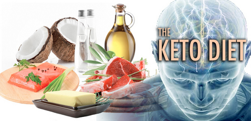 Healthy Brain and Keto Diet